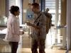 "TERRA NOVA:  Elisabeth (Shelley Conn, L) is reunited with Dr. Wallace (Rod Hallett, C) in the ""Instinct"" episode of TERRA NOVA  airing Monday, Oct. 3 (8:00-9:00 PM ET/PT) on FOX.  ©2011 Fox Broadcasting Co.  Cr: Brook Rushton/FOX"