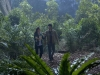 "TERRA NOVA:  Josh (Landon Liboiron, R) and Skye (Allison Miller, L) investigate the jungle outside Terra Nova in the ""What Remains"" episode of TERRA NOVA airing Monday, Oct. 10 (9:00-10:00 PM ET/PT) on FOX.  ©2011 Fox Broadcasting Co.  Cr:  Brook Rushton/FOX"
